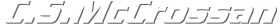 C.S. McCrossan logo